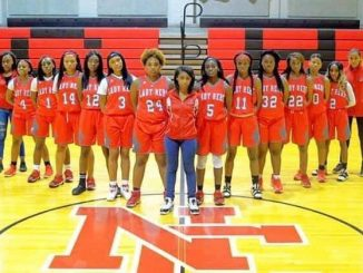 north Caddo Lady Rebels Amite