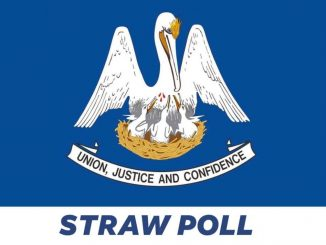 louisiana straw poll republicans